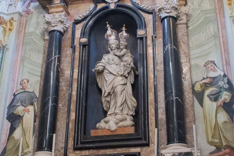 Kirche Santa Maria Assunta in Orta San Giulio