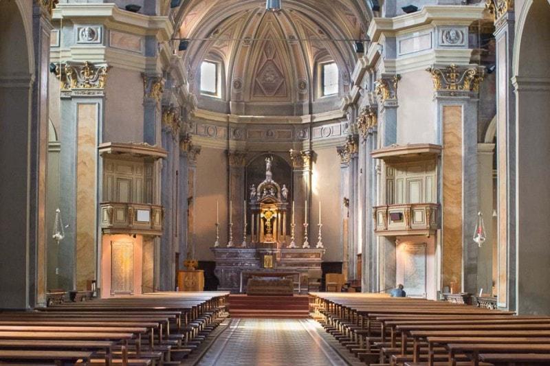 Kirche S. Antonio Abate, Locarno
