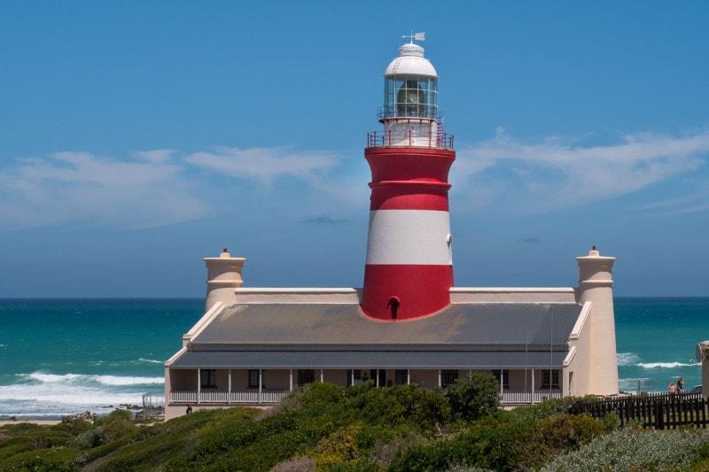 Leuchtturm von Cape Agulhas, South Africa