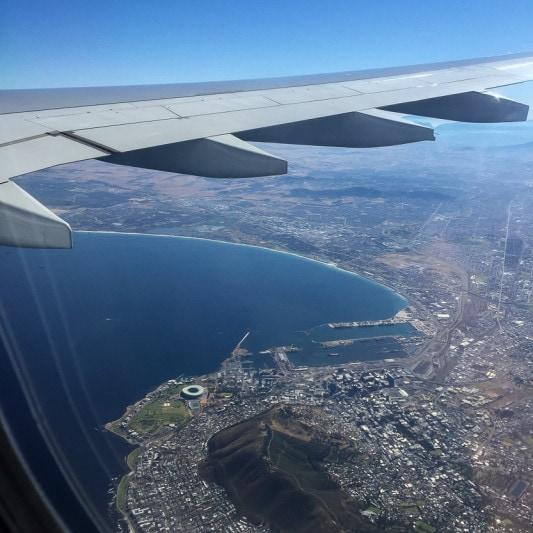 Cape Town von oben, von walwol