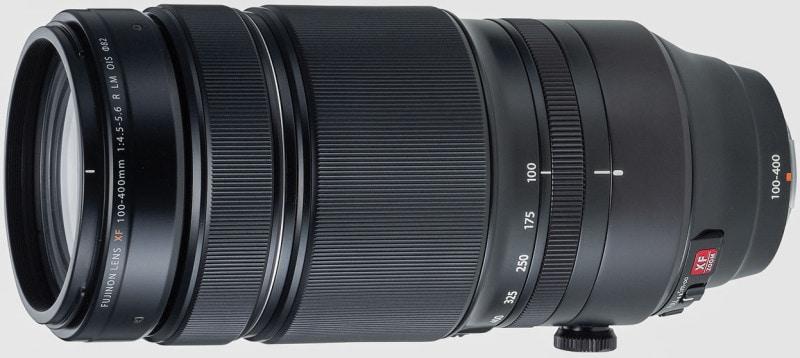 Fuji Super-Teleobjektiv XF 100 - 400 mm