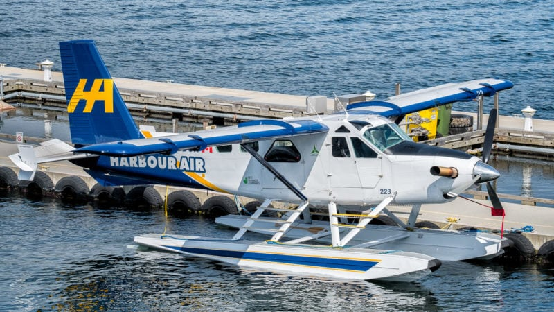 De Havilland Canada DHC-2 Mk. III Turbo Beaver - Kennzeichen C-GPCN -Baujahr 1966