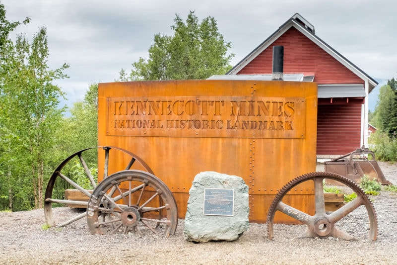 Copper Mill Town – National Historic Landmark