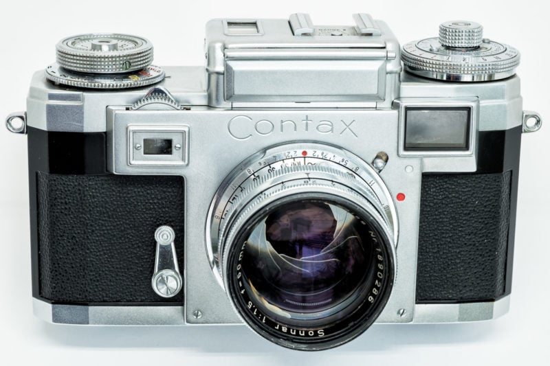 Zeiss Ikon Contax 3a