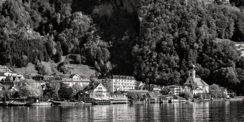 Gersau - Mein Dorf am See