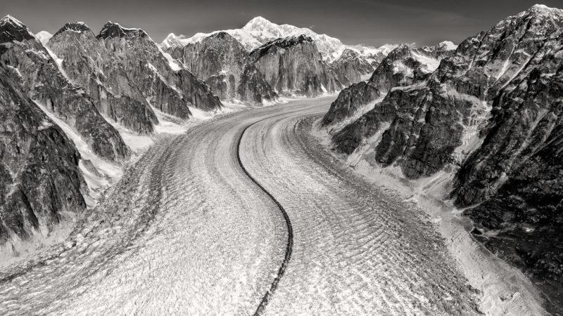 Ruth Glacier Denali