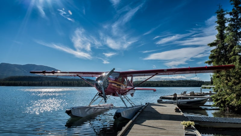 De Havilland Canada DHC-2 Beaver – Alpine Aviation, Whitehorse – 1951 – CF-FHZ