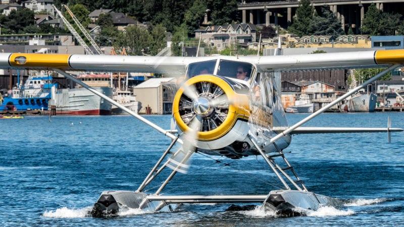 DHC-2 Beaver von Kenmore Air