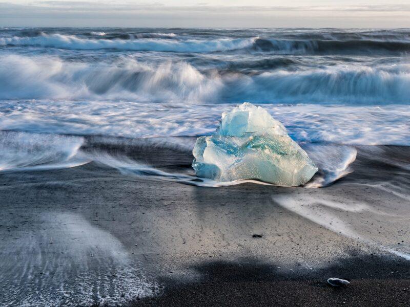 Nordische Tage – Jökulsárlón und Diamond Beach
