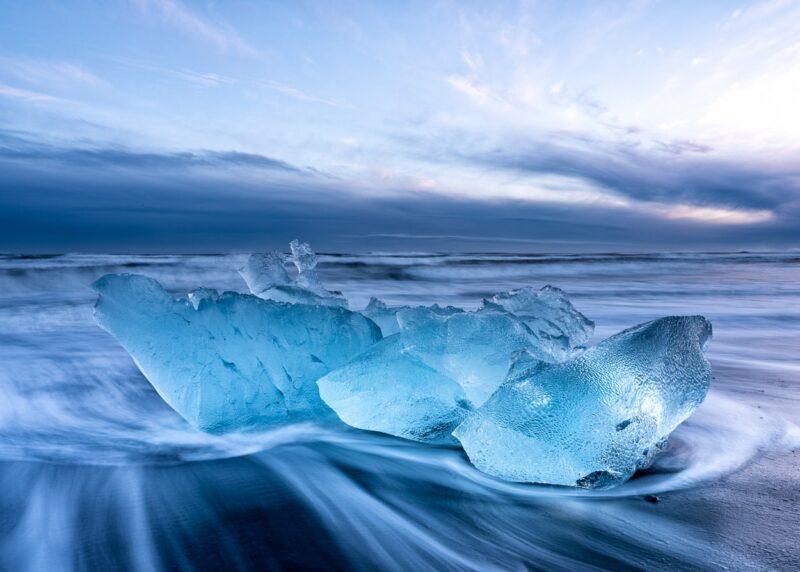Diamond Beach, Jökulsárlón Glacier Lagoon