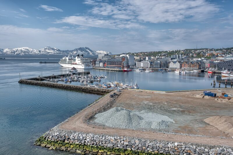 «Seabourn Quest» in Tromsø