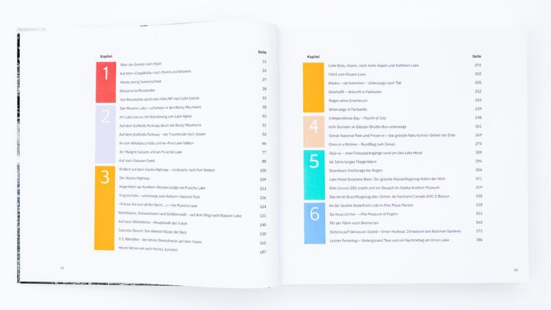 Inhaltsverzeichnis des Buchs